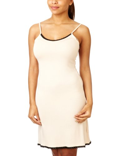 After Eden Slipdress With Lace Detail