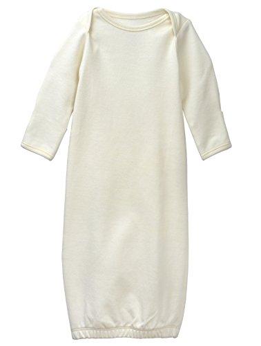 Organic Cotton Unisex Baby Sleepsack Sleeping Bag, 100% Natural Dye-Free Be Nb