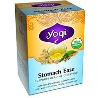 Yogi Tea Co. Tea Organic Stomach Ease 16 Bags