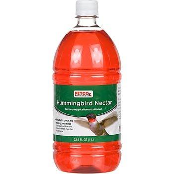 Cheap Backyard Sanctuary Hummingbird Nectar, 1 liter, Color:Red (HBIRDBYS)