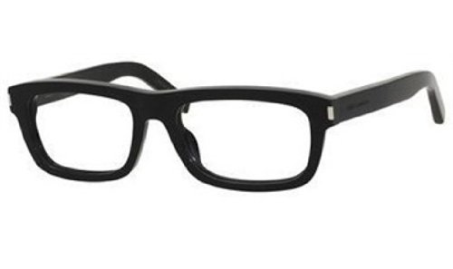 Yves Saint Laurent Yves Saint Laurent Yves 2 Eyeglasses-0807 Black-52mm
