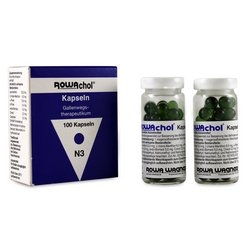 Rowachol Capsules 100 capsules by Rowa