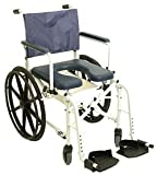 """Mariner Rehab Shower Commode Chair - 18"""" Seat"""