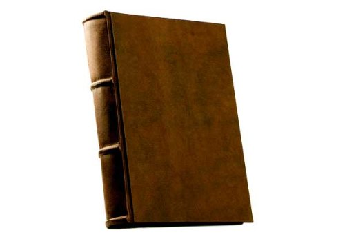 Epica 9X10 inch Handmade Italian Distressed Leather