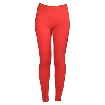 b13869eaa79 Womens Fleece Lined Winter Leggings Many Colors