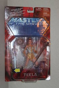 Picture of Mattel He-man Masters of the Universe Teela Action Figure (B0027S83TS) (Mattel Action Figures)