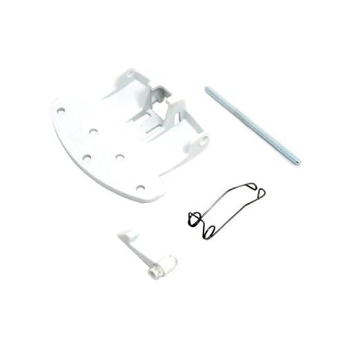 Creda Edesa Hotpoint Washing Machine White Door Handle. Equivalent to part number C00202372