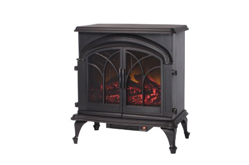 Fire Sense Fox Hill Electric Fireplace Stove