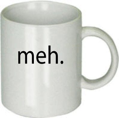 Meh Mug