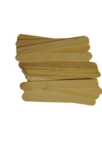 "Perfect Stix Jumbo Craft Sticks 6"" Length Pack of 100"