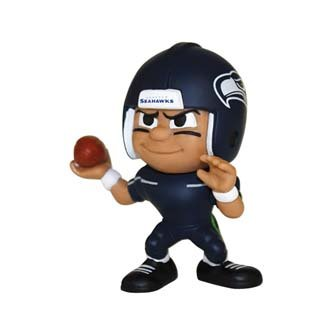 Seattle Seahawks Lil' Teammates NFL Quarterback Series 3 at Amazon.com