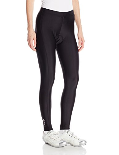 Canari Cyclewear Women's Veloce Pro Cycle Tights, Black, Large (Canari Cycle Pants compare prices)