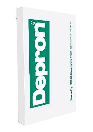 Selit Depron Planche à maquette Blanc 700 x 1 000 x 6 mm