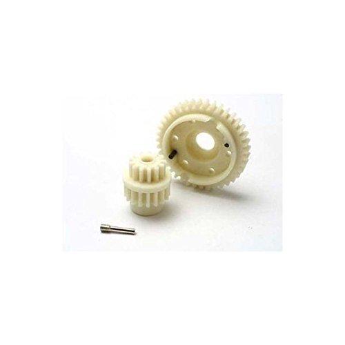 Traxxas 5385 Two-Speed Standard Ratio Gear Set, Revo - 1