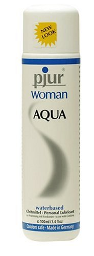 Orion 617750 pjur Woman AQUA 100 ml Gleitgel
