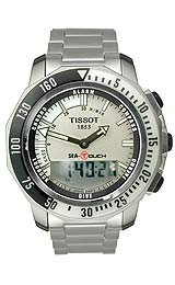 Tissot Men's Sea-Touch Diver watch #T026.420.11.031.01