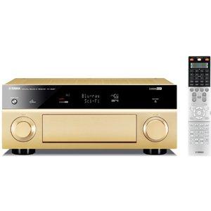 【Amazonの商品情報へ】YAMAHA AVレシーバー (ゴールド) RX-V3067N