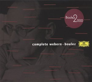 Complete Webern [Box Set]