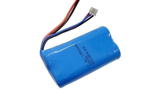 7.4 V Li-on Battery For The Double Horse 9053 Gyro Helicopter - 1