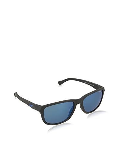 Arnette Gafas de Sol Straight Cut (58 mm) Negro