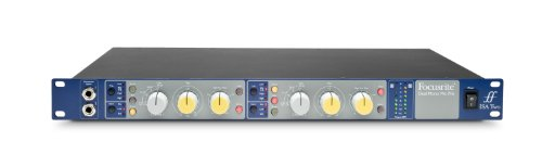 Focusrite Isa Two Focusrite Isa Two Classic Dual Mono Transformer-Based Microphone Preamplifier