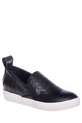 Sarazen Slip On Leather Low Top Sneaker
