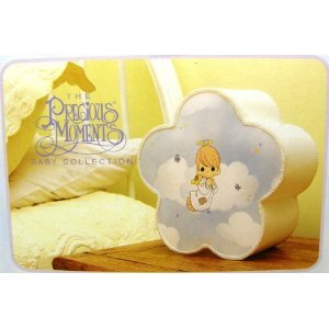 Buy nursery - Precious Moments Nursery Lamp - Cloud