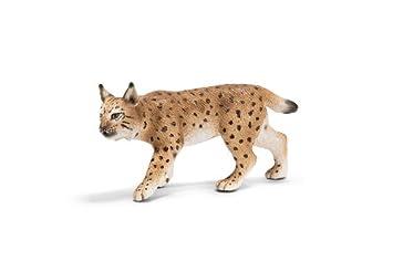 Schleich - 14627 - Figurine - Animaux - Lynx Femelle