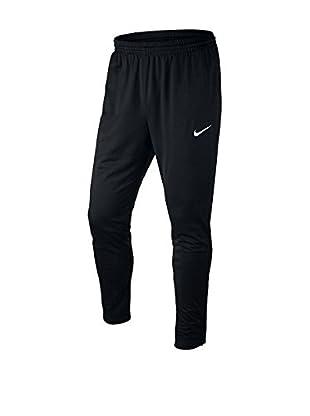 Nike Pantalón Deporte Yth Libero Tech Knit (Negro / Blanco)