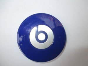 New Blue Replacement Battery Cover For Beats By Dre Headphones Studio