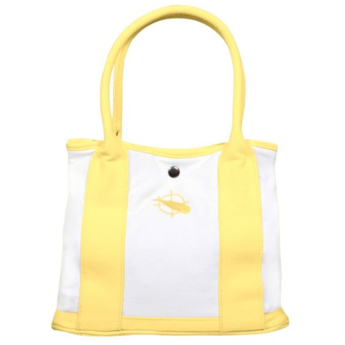 Sunshine Nantucket Canvas Tote Bag - Small front-450750