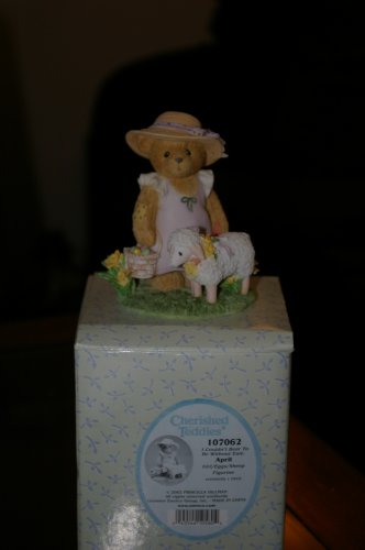 Cherished Teddies April I Couldn't Bear to be