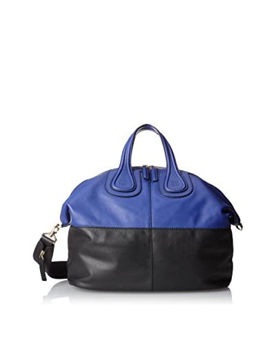 Givenchy Women's Large Bi-Color Nightingale Bag In Matte Chic, Bright Blue