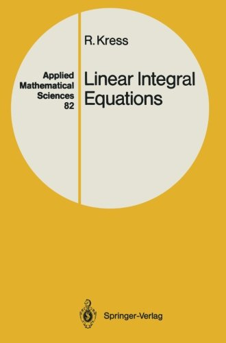 Linear Integral Equations (Applied Mathematical Sciences)