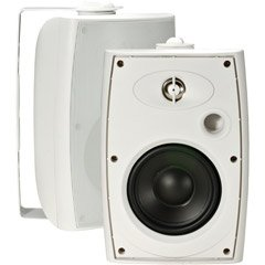 PYLE PLMR54 5.25-Inch 300 Watt Two Way Sealed Speaker System