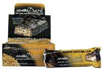 NuGo Nutrition NuGo Dark Bars Gluten Free Peanut Butter Cup -- 12 Bars