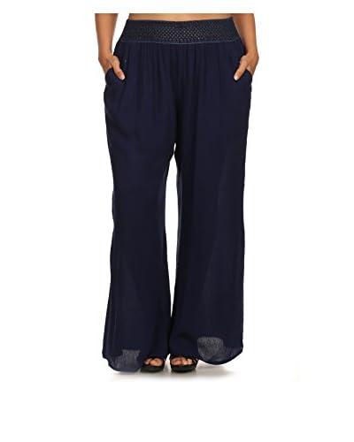 C.O.C. Plus Women's Flare Pants