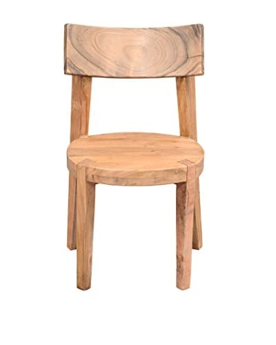 Tottenham Court Abeque Side Chair, Natural