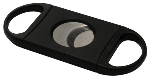 Prestige Import Group Guillotine  Cutter - Double Blade - Plastic (60 Ring Gauge) - 1