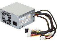 HP 686761-001 350 watt integrated AC power supply - ATX style power supply with multiple outputs - Mounts in the left rear corner of the server