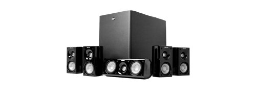 klipsch hd 500 compact 5 1 home theater system reviews. Black Bedroom Furniture Sets. Home Design Ideas