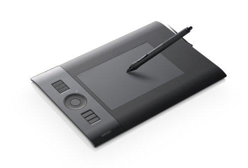 Wacom プロフェッショナルペンタブレット Sサイズ 紙とペンに迫る書き味 Intuos4 PTK-440/K0 -