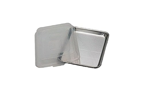 Artisan Professional Classic Aluminum Baking Sheet Pan Set with 13 x 9.5-inch Quarter Sheet and Cover (Quarter Sheet Jelly Roll Pan compare prices)
