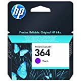 Hewlett Packard Genuine No.364 Magenta Ink Cartridge (CB319EE) - Hp no. 364 magenta ink cartridge (CB319EE)