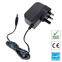 12V Horizon Andes 509 Cross trainer replacement power supply adaptor