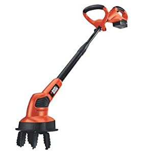 Factory reconditioned black decker gc818 for Gardening tools on amazon