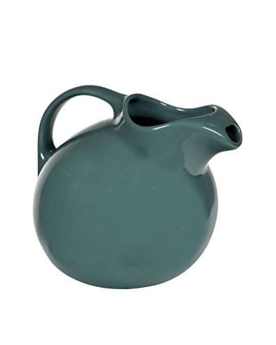 2 B Modern 1960s Hall Pottery Handled Jug, Grey