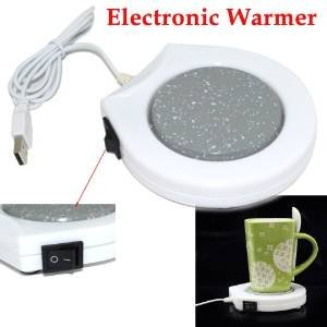 Greenwon Free Shipping 1Pcs/Lot Coffee Cup Warmer Tea Usb Heater Milk Usb Warmer Pad Home Promotional Gifts Portable Usb Coffee Milk Tea Mug Cup Electronic Warmer Heating Pad Plate Cup Mat Warmer For Home Office Travel Usb Cup Warmer Cooler Cup Heating Pa