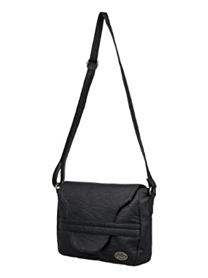 Roxy Womens Black Shoulder Bag 102