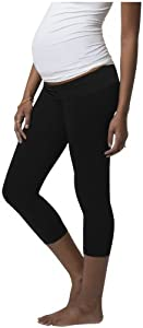 Ingrid & Isabel Maternity Capri Belly Legging